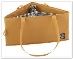 wardrobe racks clothes hanger storage clothes hanger storage diy the hanger hamper brown triangle bag