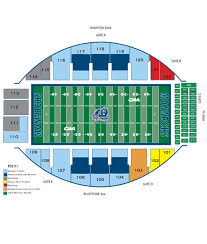 Odu Football Stadium Seating Chart Odu Football Vs James Madison University Ted Constant