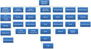 42 Described Business Development Department Organizational