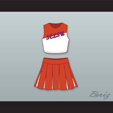 The Waterboy Sclsu Mud Dogs Cheerleader Uniform Cheerleader