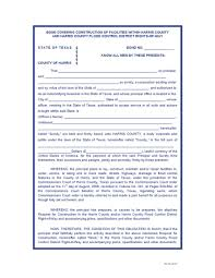 surety bond form form texas inspirational kirby home improvement contractor salesman