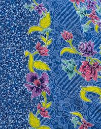 Bloemenprint Stof Close Up Achtergrond Royalty Vrije Foto Plaatjes
