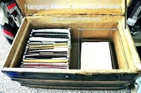 trunk file cabinet bench filing ludlow steamer car