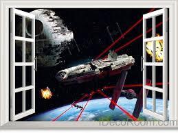particular  on star wars wall art stickers with distinctive lego obi wan kenobi star wars movie art wall decal