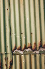 rusted corrugated metal texture rusty rusted shed surface hq photo