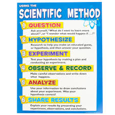 What Do Scientists Do Anchor Chart Teacher Created Resources Anchor Chart Scientific Method