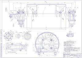 Курсовая работа конвейер скачать Чертежи РУ Курсовой проект Расчет и проектирование привода ленточного конвейера