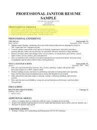 How To Write A Profile Resume