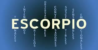 Resultado de imagen para Escorpio