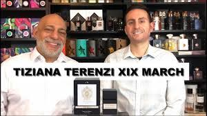<b>Tiziana Terenzi XIX</b> March REVIEW with Redolessence + ...