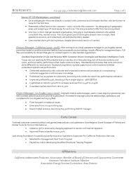 Oil And Gas Resume Format Resume For Study