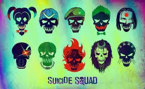 cool skull wallpapers. Simple Wallpapers Download The Cool Minimalist U201cskullu201d Wallpapers From Suicide Squad Throughout Cool Skull Wallpapers R