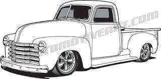 Chevy Pickup Clipart & Clip Art Images #16405 - clipartimage.com
