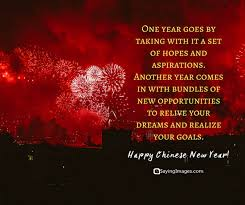 This video will show you how to say happy new year and how to wish happy new year in the most common way, that we, locals always use it in vietnamese lunar. Best Happy Chinese New Year Quotes And Greetings To Start The Year Off Right Sayingimages Com