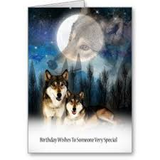 American Greetings Templates American Greetings Wolf Birthday American Indian Style