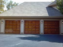 hanson garage doorGarage Door Stain and Varnish Project in Waukesha  Lakeside Painting