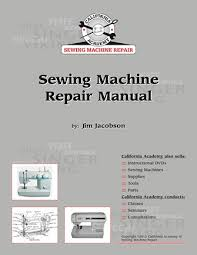 Sewing Machine Repair Manual