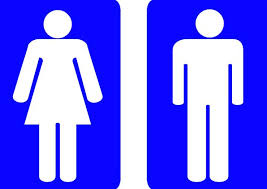 Male Female Bathroom Symbols Simple Inspiration