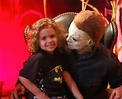 Amazing Jimmy Kimmel Michael Myers Prank Kids