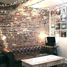 interior brick walls interior brick wall ideas living room the best walls building a on floating shelves covering faux panels fa interior brick wall paint