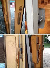 image of installing how to install a screen door