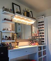 perth small space office storage solutions. Makeup Room Ideas #Makeup Room DIY (Makeup Decor) Storage  For Small Space - Tags: Makeup Ideas, Decor, Perth Small Space Office Storage Solutions O