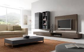 Small Picture Modern Tv Wall Design Home Design Ideas