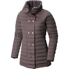 Mountain Hardwear Womens Stretchdown Coat