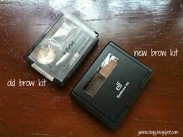 elf eyebrow kit medium vs dark. photo elf8_zps14fc4586.jpg elf eyebrow kit medium vs dark