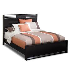 Queen Bedroom Bally 5 Piece Queen Bedroom Set Espresso Value City Furniture