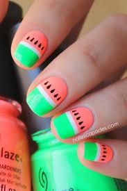 Best 25+ Summer nails neon ideas on Pinterest | Neon pink nail ...