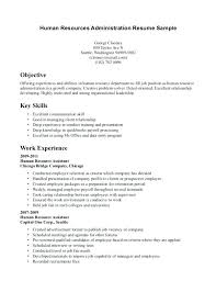 Job Application Objective Examples Writing Job Resume How To Write Good Objective For A Resume Writing