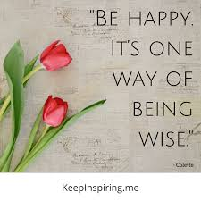 Quotes Of Happiness Adorable 48 FeelGood Quotes About Happiness