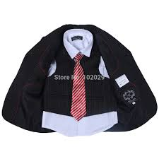 Boys Designer Blazer Aliexpress Com Buy Rushed Real Boys Blazer Jacket Four Piece Classic Polyester Baby Boy Suit Designer Suits Boys Formal Texudo From Reliable Boys