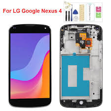 "4.7"" For LG Google Nexus 4 E960 LCD ..."