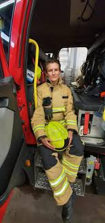 Inspirational Woman: Georgina Gilbert | Firefighter, South Wales Fire &  Rescue Service