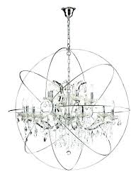 white orb chandelier medium size of iron pendant distressed wood white orb chandelier