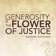 Generosity Quotes Delectable Generosity Quotes And Sayings With Pictures ANNPortal