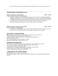 dock manager resume slideshare scrum master resume