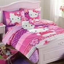EBay Hello Kitty Bed Set Full