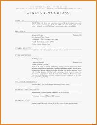 Resume Builder Template Free 2018 Beautiful Resume Builder Template