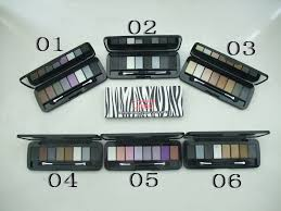 mac 8 color eyeshadow palette matte eye shadow palettes and kits