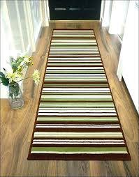 long rug runners black oriental
