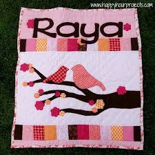 58 best NAMES ON BABY QUILTS images on Pinterest | Kid quilts ... & Raya's Name Quilt Adamdwight.com