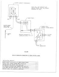 wiring diagrams & specifications Outdoor Socket Wiring Diagram transfer switch diagram for backup generation Light Socket Wiring Diagram