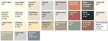 Wickes Paint Chart The Colours Shown On This Website May Not Match Exactly With