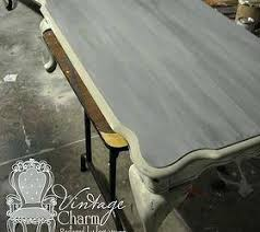 Centsational girl painting furniture Wood Decoration Weathered Grey Coffee Table Painted Furniture Shabby Chic Stained Top Over The Magnolia Centsational Homegramco Decoration Weathered Gray Coffee Table Grey Lovable Wood Best Ideas