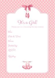 baby shower invitation blank templates girl baby shower invitations blank templates baby showers design