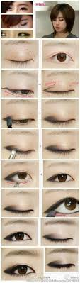 defining the asian eye without eye shadow covering the whole lid