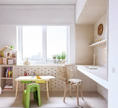 Decorating: Child Room Girl Scandinavian - Contemporary Furniture